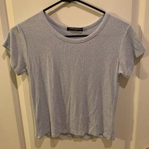 Brandy Melville Light Blue T-shirt
